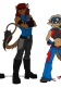 SWAT Kats: Nova Squadron group 1